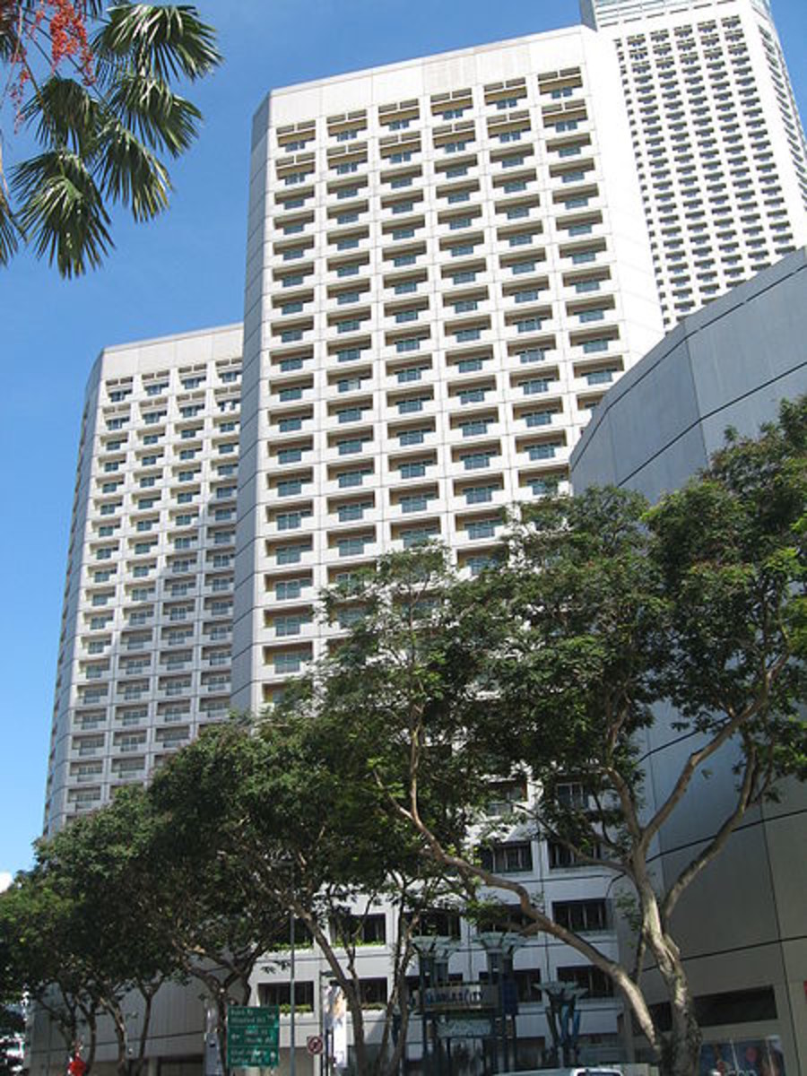 Fairmont Singapore Exterior Internet Search