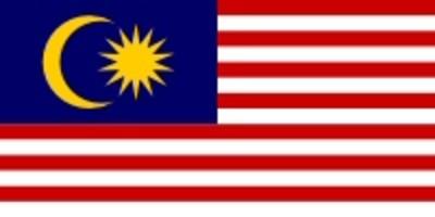Malaysian Flag Small