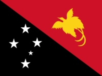 Papua New Guinean Flag Small