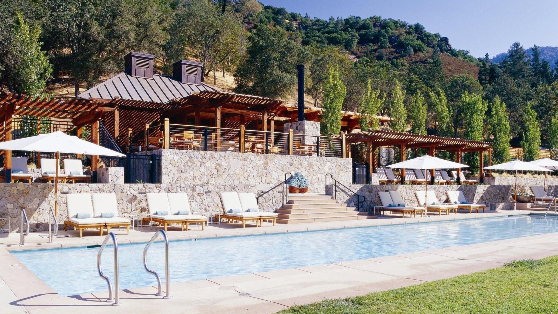 Calistoga Ranch An Auberge Resort Photos Exterior