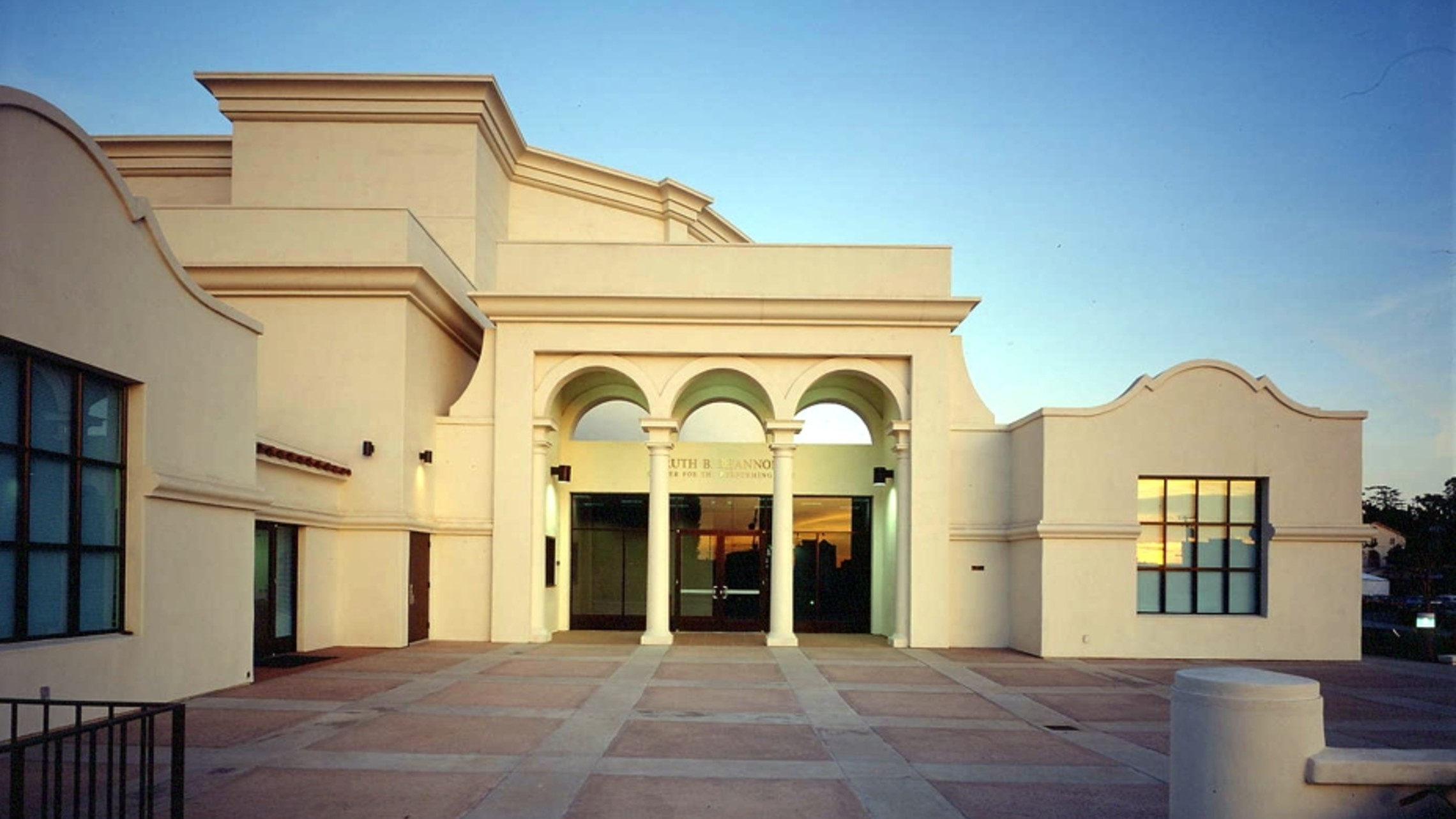 Whittier College   Performing Arts Center